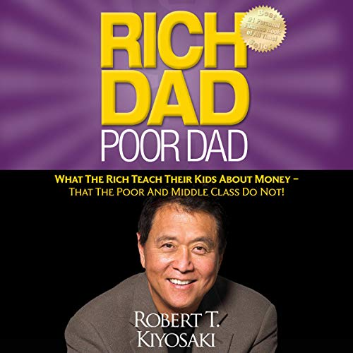 دانلود کتاب صوتی Rich Dad Poor Dad | دارک فاکس