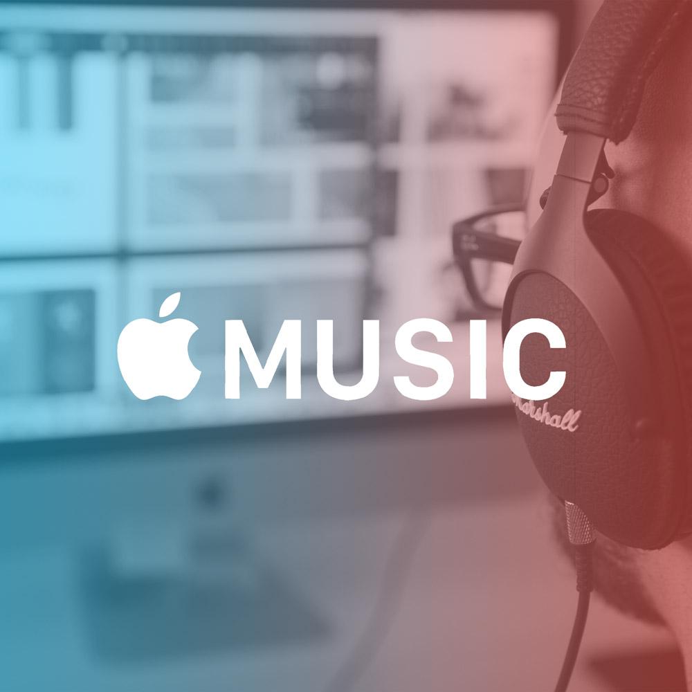 اکانت پریمیوم Apple Music اپل موزیک | DARK FOX