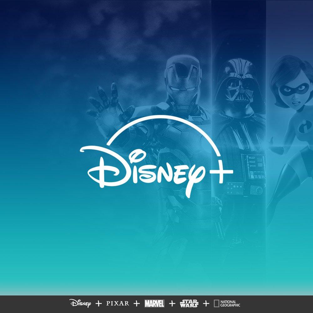 اکانت Disney+ Plus دیزنی پلاس | DARK FOX