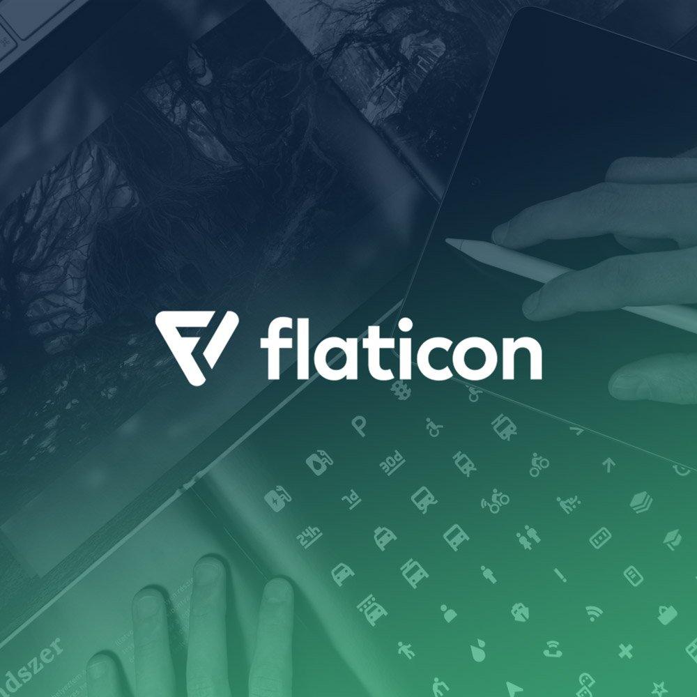 اکانت پریمیوم فلت آیکون Flaticon Premium