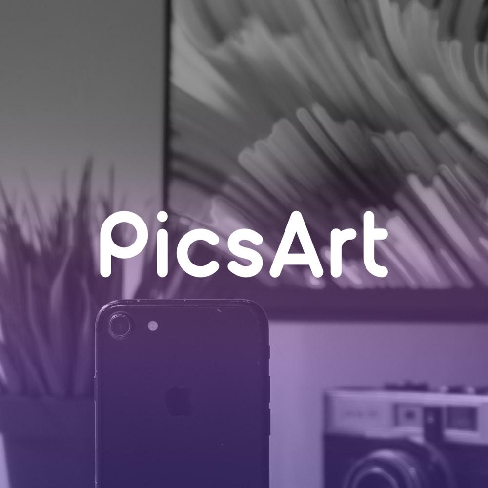 اکانت پرو PicsArt Photo & Video Editor Gold